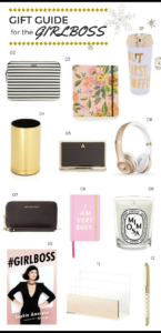 Gift Guide For The Girl Boss