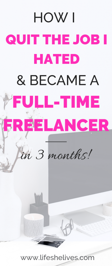 freelance 434x1024 - How I Turned My Freelance Gig Into A Full-Time Job