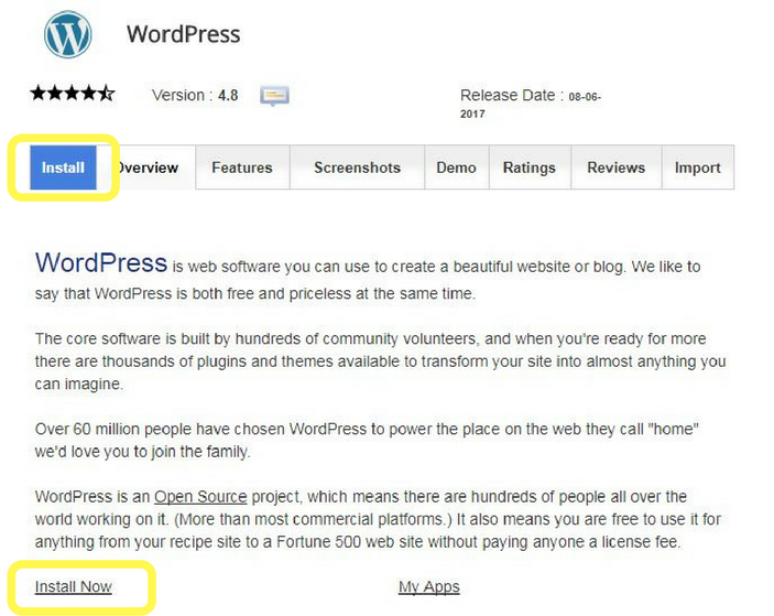 How To Start A Self Hosted Wordpress Blog In 4 Easy Steps