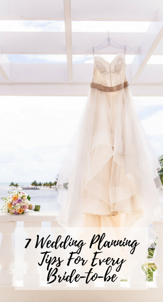 7 Wedding Planning Tips For Every Bride to be