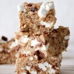 rice krispies treats 1 150x150 - S'mores Rice Krispie Treats