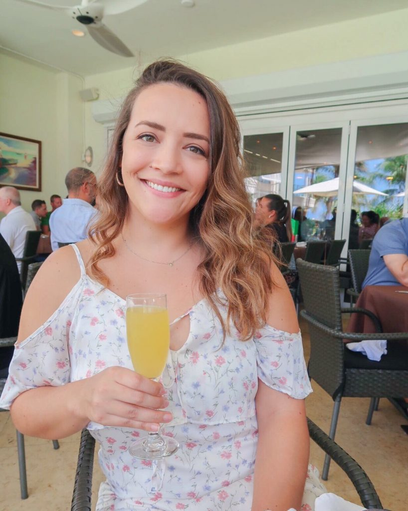 Sunday Brunch at Luca Restaurant, Grand Cayman