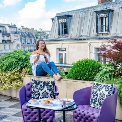 la clef tour eiffel paris 8 400x400 - Hotel Review: La Clef Tour Eiffel Paris